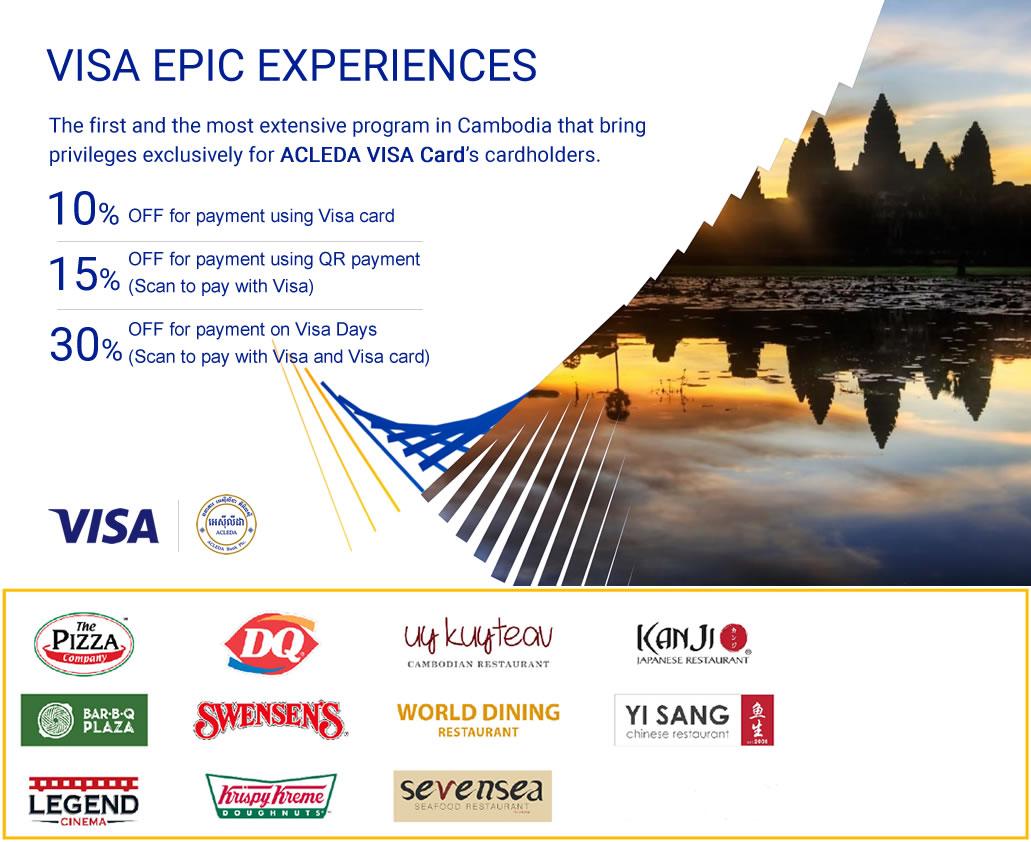 ACLEDA Bank Plc  - Cambodia